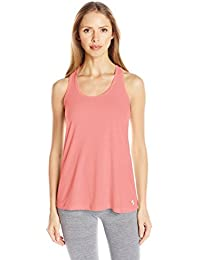 Soffe Women's JRS Knotted Racerback Tank Shirt