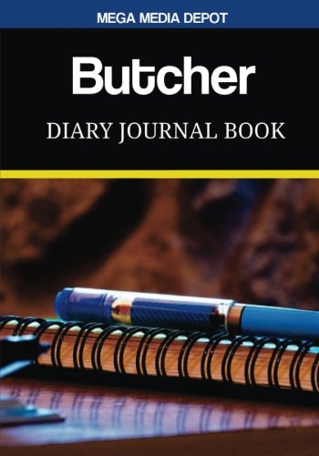 butcher-diary-journal-book
