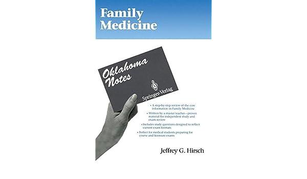 Family Medicine (Oklahoma Notes)