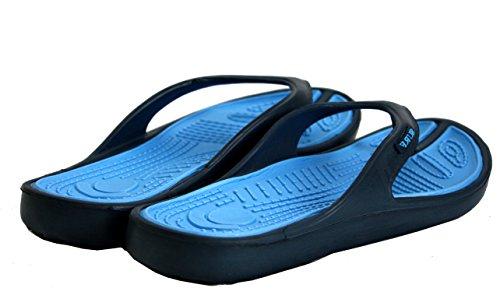 Surf  Surf, Sandales Plateforme fille femme bleu marine/bleu