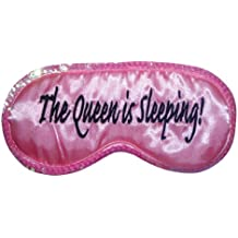 Sleep Mask - The Queen is Sleeping! by dgp