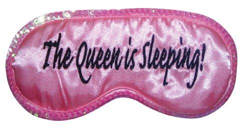 The Queen is Sleeping! Augenmaske / Schlafmaske