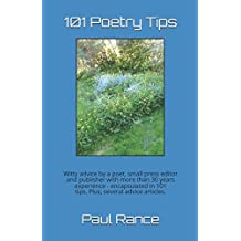 101 Poetry Tips