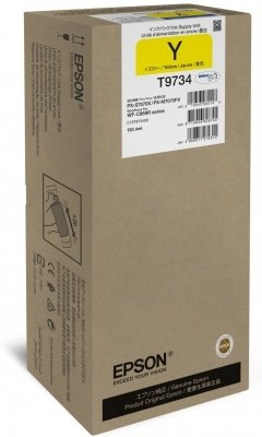 EPSON Ink Tank Yellow XL 22,000 pages WF-C869R -