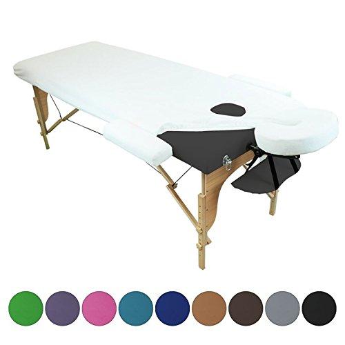 Drap Pour Table de massage : Bien Choisir Une House Table de massage | Drap Jetable Accessoires de massage Conseils