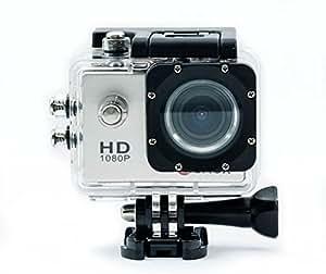 qumox sj4000 silver action sport cam camera. Black Bedroom Furniture Sets. Home Design Ideas