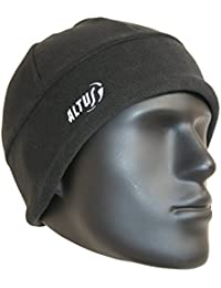 Altus Maipo - Gorro Unisex, Color Negro, Talla única