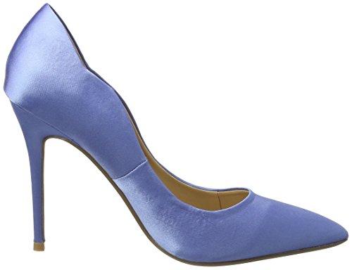 Dorothy Perkins Cynthia, Scarpe Col Tacco Donna Blue (Blue)