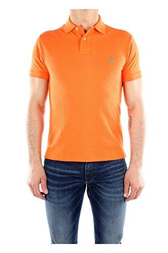 Ralph Lauren-Polo Ralph Lauren Herren Basic 2 Stück, orange Orange