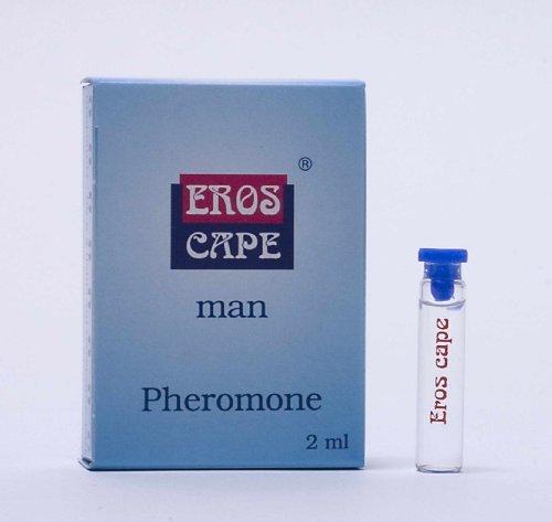 Testangebot Eroscape Pheromone für den Mann, 2 x 2 ml Phiolen