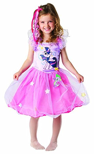 Rubie's 3 881842 - My Little Pony Twilight Sparkle Kostüm, Größe L