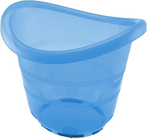 Bieco 79000061 - Bagnetto secchio blu 38 x 34 x 33 cm