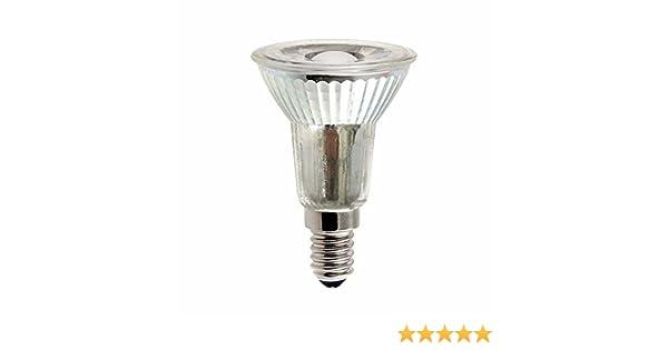 10 x LED Leuchtmittel Glas Reflektor PAR16 5W = 40W E14 420lm JDR warmweiß 2700K