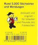 Langenscheidt Lilliput Fränkisch: Fränkisch-Hochdeutsch/Hochdeutsch-Fränkisch (Langenscheidt Dialekt-Lilliputs) -