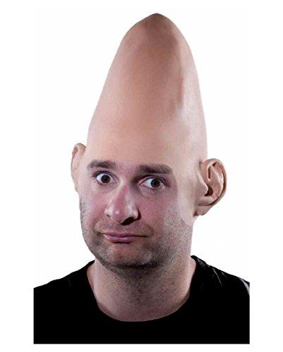 Eierkopf Perücke Conehead (Perücke Hut)