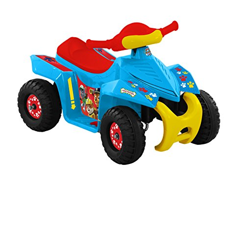 Paw Patrol m09350 Mini 6 V Quad Rutscher Bike, One size