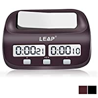 Leap-Digitale-Multifunktions-Display-Schachuhr-Count-Up-Down-Timer-elektronische-Brettspiel-Wettbewerb-Clock-Gift-Box LEAP Digitale Multifunktions – Display Schachuhr Count Up Down Timer elektronische Brettspiel -Wettbewerb Clock Gift Box -
