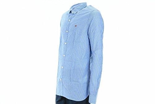 NAPAPIJRI - Chemises - chemise gulfport Celeste