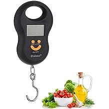 ZHANGYUGE Mini portátil de Escala para Las Carnes Frutas & Verduras Báscula de Cocina Accesorios de