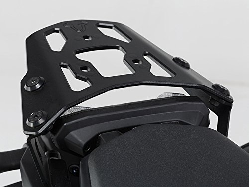 ALU-RACK Gepäckträger, schwarz, Yamaha MT-09 (2013-2016). -