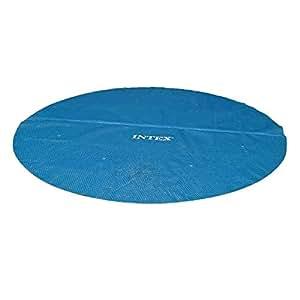 Intex Développement Company - Bâche solaire pour piscine Easy (366 cm)