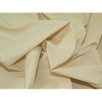 """60"""" wide Best Quality Heavy Weight Calico Fabric - per metre"""