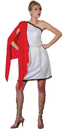 ILOVEFANCYDRESS RÖMISCHE GRIECHIN GÖTTIN KOSTÜME VERKLEIDUNG Frauen=Fasching Karneval GRIECHISCHE Party=SEXY Frauen KOSTÜM = - Sexy Kostüm Mulan