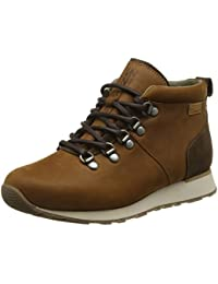 El Naturalista Unisex-Erwachsene Nd62 Pleasant-Lux Suede Wood-Brown/Walky High-Top