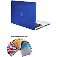 Funda MacBook Pro 13 Retina,TECOOL® Ultra Slim Cubierta de Plástico Duro Case Cascara para MacBook Pro 13