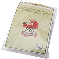 Quax 123420 - Protector de lluvia para cochecito con capazo