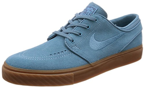 Nike SB Zoom Stefan Janoski' Noise Aqua/Noise Aqua/Thunder Blue/Gum Dark Brown. 7UK