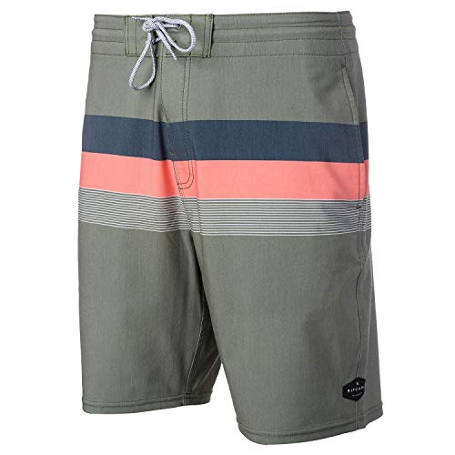 Rip Curl Rapture Layday 19in Boardshorts 30 inch Green