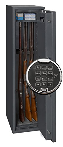 Eisenbach Waffenschrank EN 1143-1 Gun Safe 0-4 mit Zahlenschloss