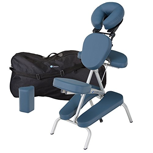 EARTHLITE Vortex Tragbarer Massagestuhl - Klappbar, Kompakt,