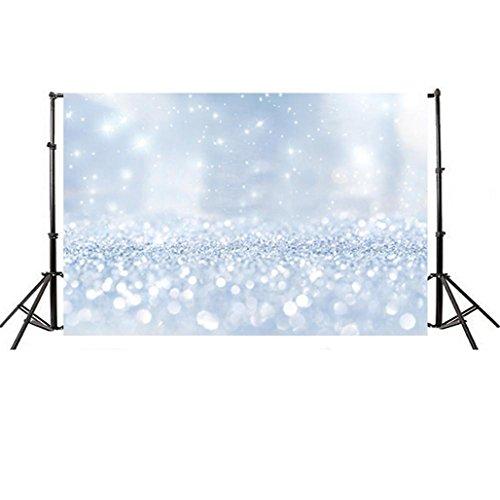 Wawer Traum Glitter Halos Fotografie Hintergrund Studio Requisiten Hintergrund 150 * 90 cm Für Fotografie, Parteien, Bars (Colour B)