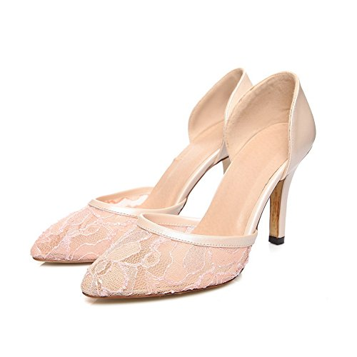 Adee , Sandales pour femme abricot