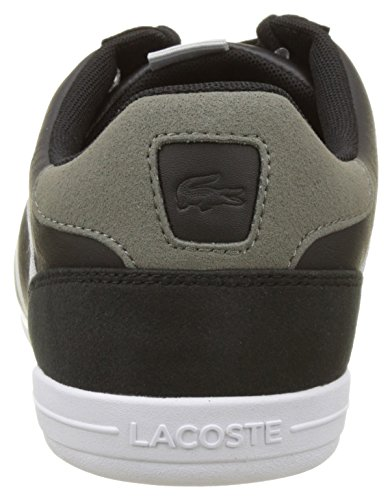 Lacoste Giron 117 1 Cam, Basses Homme Noir (Blk)