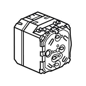 Legrand LEG67251 Commande inter individuel de volet émetteur/récepteur IR/CPL