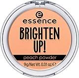 Essence Teint Puder & Rouge Brighten Up! Peach Powder Nr. 10 Peach Me Up 9 g