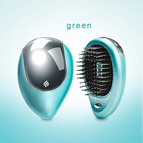 Yiwa Cepillo pelo eléctrico iónico cepillo alisador