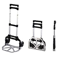 Lightweight Aluminum Multi-Function portable Folding Trolley