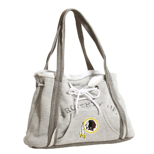 nfl-hoodie-purse-grey-washington-redskins-washington-redskins