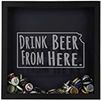Shadow Box Kansas - Beer Cap Trap