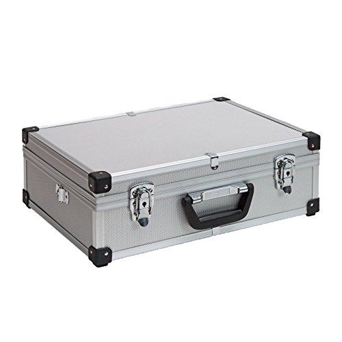 DEMA - Valigetta portattrezzi, in alluminio, XL