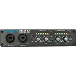 Pré-ampli 2 canaux Alesis Mictube Duo
