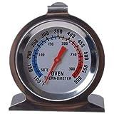 مقياس حرارة دقيق للفرن بقرص - 600 درجة