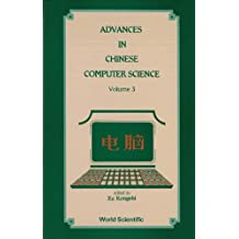 Advances in Chinese Computer Science, Volume 3