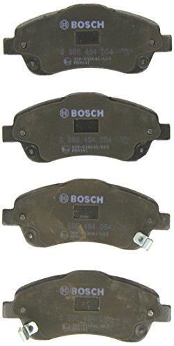 Preisvergleich Produktbild Bosch 0 986 494 054 Bremsbelagsatz, Scheibenbremse - (4-teilig)
