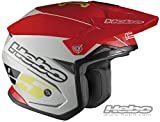 Hebo Trial Zone 5Casque Rouge Taille XS