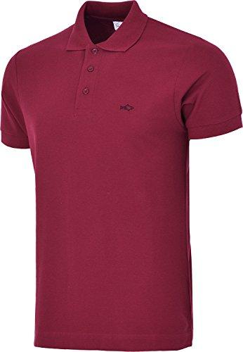 polo-shirt-for-mens-neck-tops-john-shark-original-england-designer-tshirts-cotton-pique-golf-rugby-t